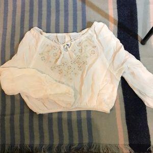 Cropped Tokyo Darling shirt (never worn)
